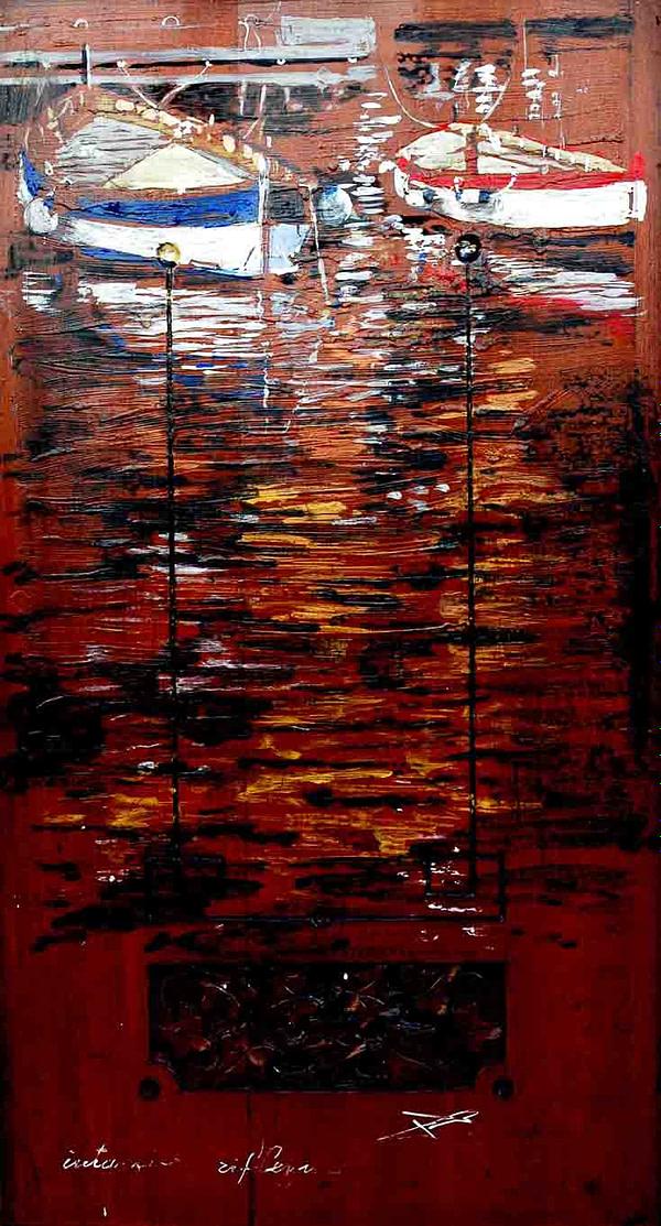 Intarsio riflessivo   Massimo Lomi