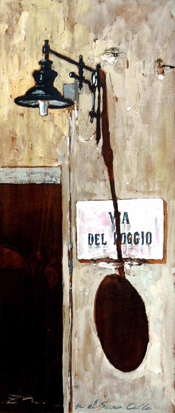 Su al Sacro Colle | Massimo Lomi