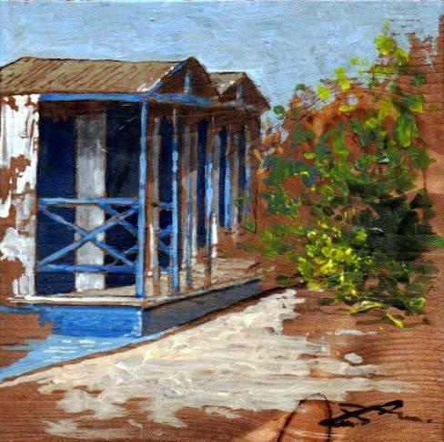 Le cabine   Lomi Massimo