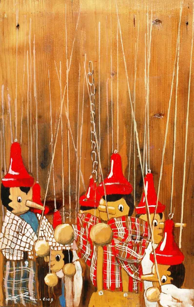 W Pinocchio
