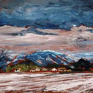 Ha nevicato | Massimo Lomi