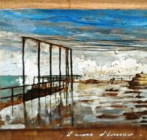 Il mare d'inverno | Massimo Lomi