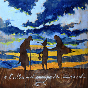 E' l'alba nel campo dei miracoli | Massimo Lomi