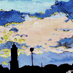 Il silenzio del faro | Massimo Lomi