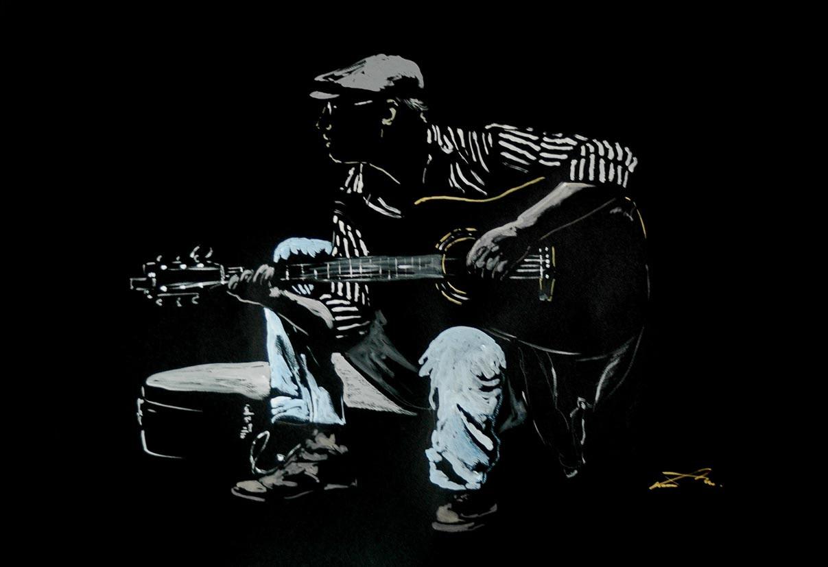 Alla chitarra