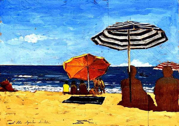 Nel blu dipinto di blu | Lomi Massimo