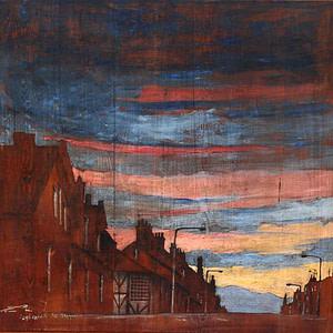 La china del tramonto - Massimo Lomi